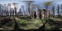 Kašovice - tvrz - Virtual Tour/Panorama