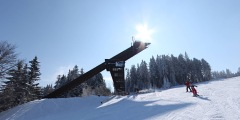 Zadov, Kobyla - snowpark - Virtual Tour/Panorama