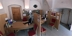 Dominik�nsk� kl�ter - infocentrum - Virtual Tour/Panorama