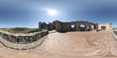 Hrad Rab� - obytn� ��st - Virtual Tour/Panorama