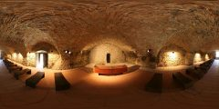 Hrad Rab� - sklepen� - Virtual Tour/Panorama