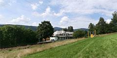 Železná Ruda - Nad nádražím - Virtual Tour/Panorama