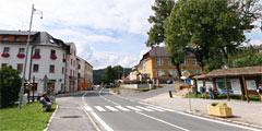 Náměstí Železná Ruda - Virtual Tour/Panorama
