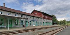 Alžbětín - nádraží - Virtual Tour/Panorama