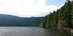 Černé jezero - Virtual Tour/Panorama