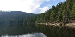 Čertovo jezero - Virtual Tour/Panorama