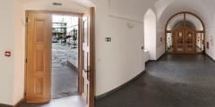 Dominikánský klášter - hlavní vstup - Virtual Tour/Panorama