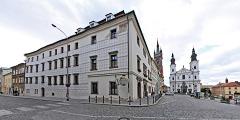 Radnice Klatovy, Videňská ul. - Virtual Tour/Panorama