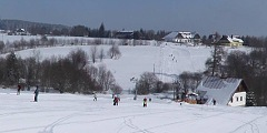 Nové Hutě - sjezdovka - Virtual Tour/Panorama