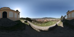 Sušice od Kaple Anděla Strážce - Virtual Tour/Panorama