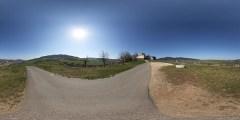 Kaple Anděla Strážce - vyhlídka II - Virtual Tour/Panorama